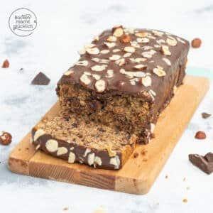 Schoko-Nuss-Kuchen low carb