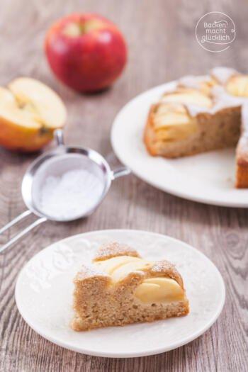 Apfelkuchen gesund