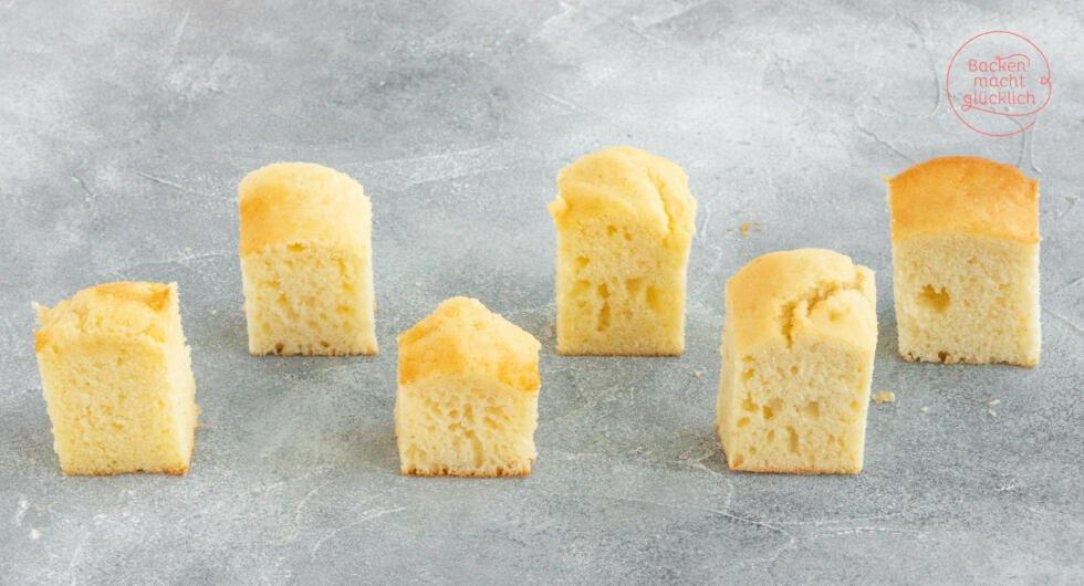 Kuchen backen ohne Butter