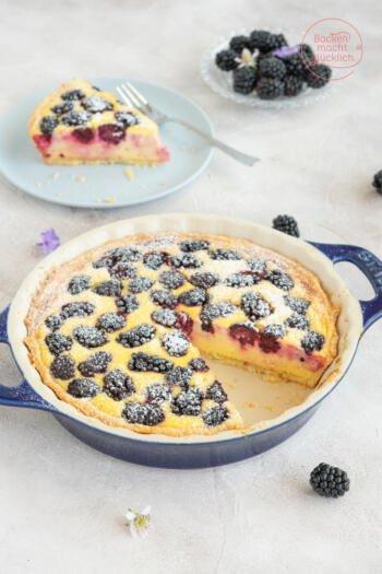 Brombeer-Schmand-Kuchen