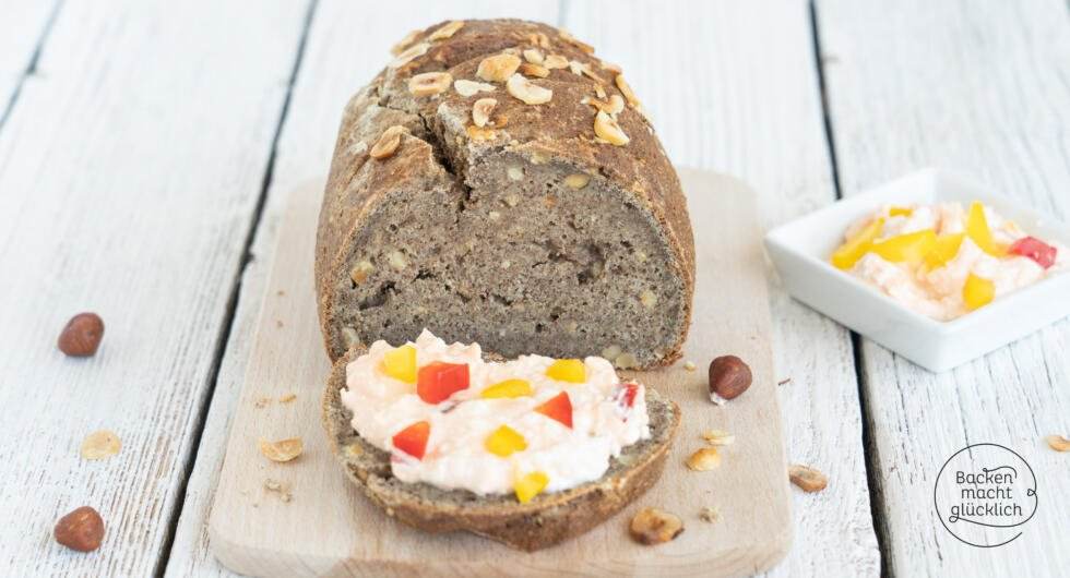 Low Carb Nussbrot