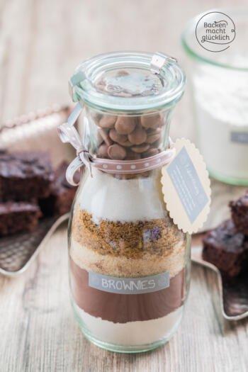 Brownies-Backmischung-selbstgemacht