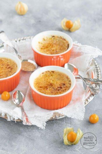 Crème brûlée klassisch