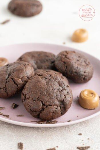 Cookies weicher Kern