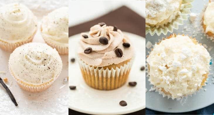 Die besten Cupcake-Frostings