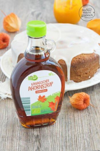 Pumpkin Bread Kürbis-Kuchen
