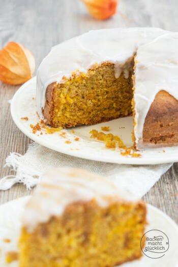 Pumpkin Cake Rezept