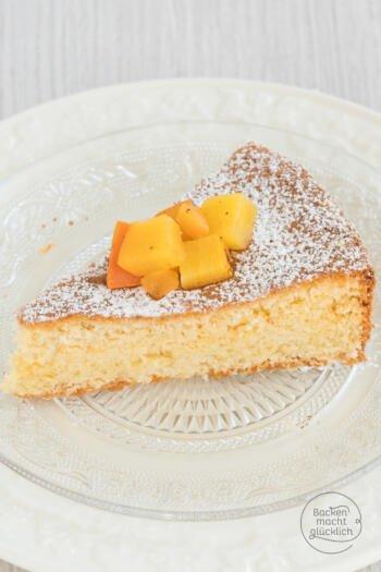 Spanischer-Mandel-Kuchen