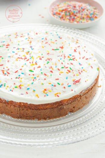 Vanillekuchen kalorienarm schnell