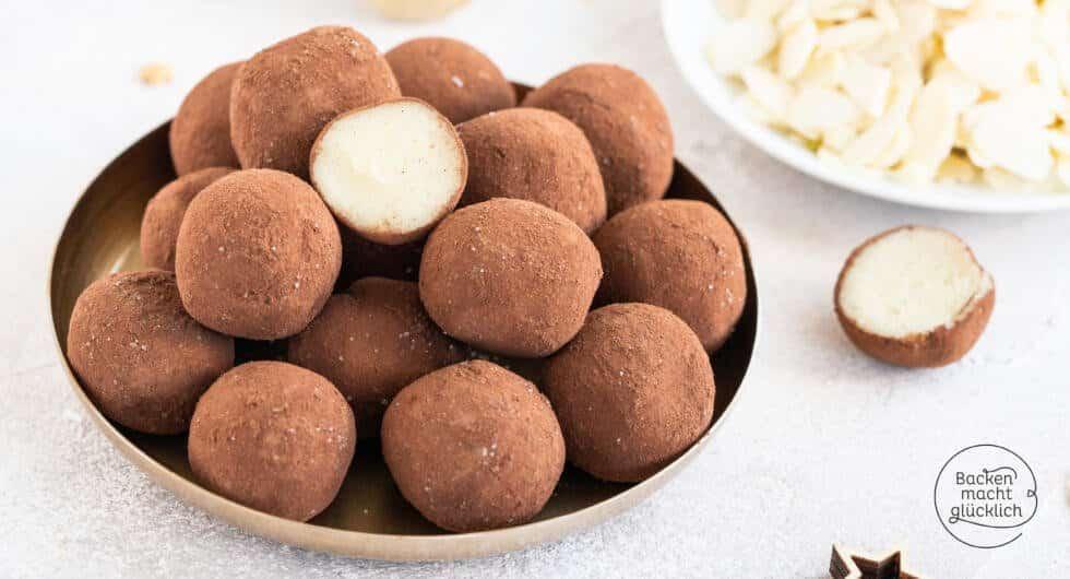 Marzipankartoffel Rezept einfach