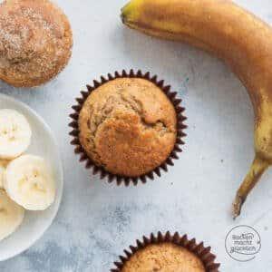 Bananen Muffin Rezept