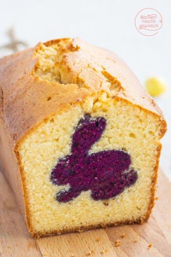 Osterhase im Kuchen