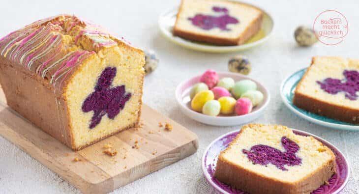 Osterhasen Motivkuchen