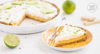 Key Lime Pie Limettenkuchen