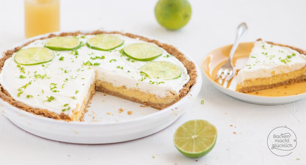 Key Lime Torte Rezept