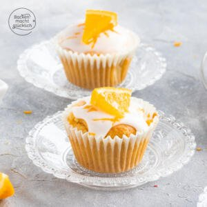 einfache Fanta-Muffins