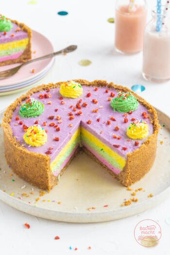 Bunter No Bake Cheesecake
