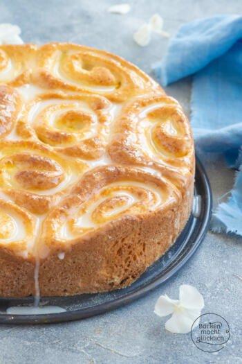 Pudding Schneckenkuchen