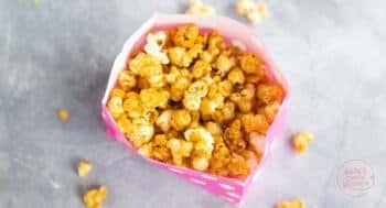 Karamell-Popcorn-Rezept
