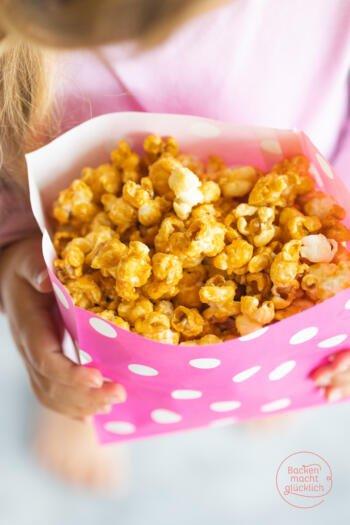 Popcorn-Toffee-Karamell