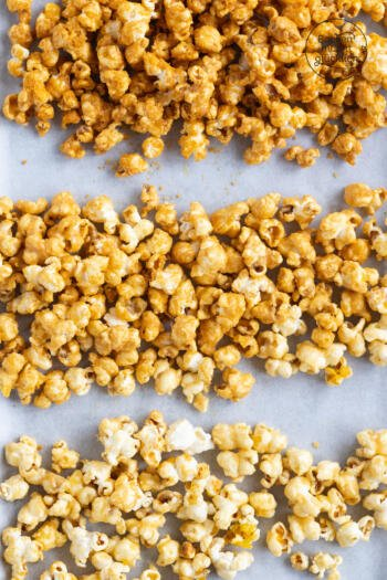 Salted Karamell Popcorn